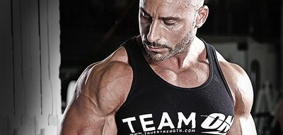Build The Perfect Set Of Shoulders