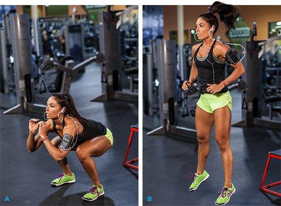 Lose Body Fat Build Muscle Women