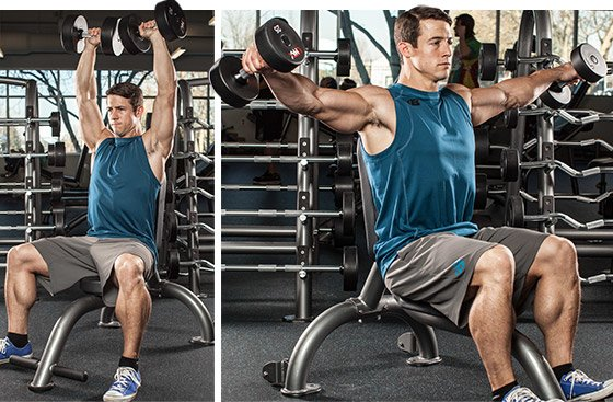 Instead of doing your usual straight-set workout protocol, consider supersetting two exercises back-to-back, resting only after you complete both moves