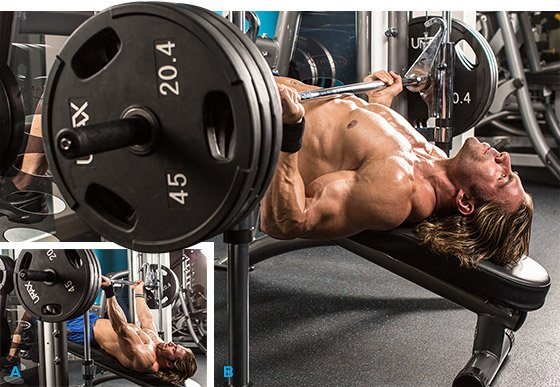 Countdown To Bigger Pecs Craig Capurso Super 30 Chest Workout