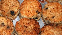 LOW FAT CRAB CAKES