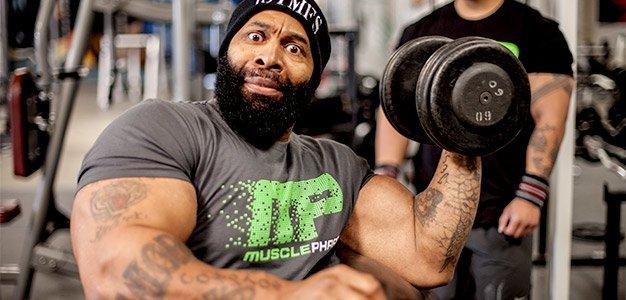 pics photos bodybuilding com armed warfare ct fletcher s