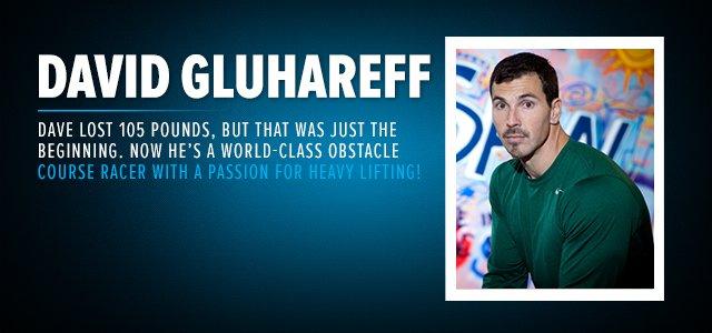 David Gluhareff