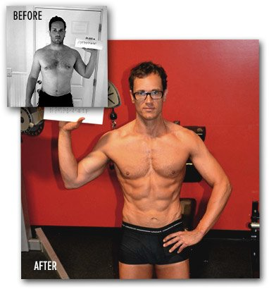 David Cook's Before and After Photos - Grand Prize Winner