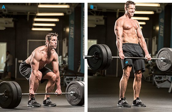 Deadlifts The King Of Mass Builders