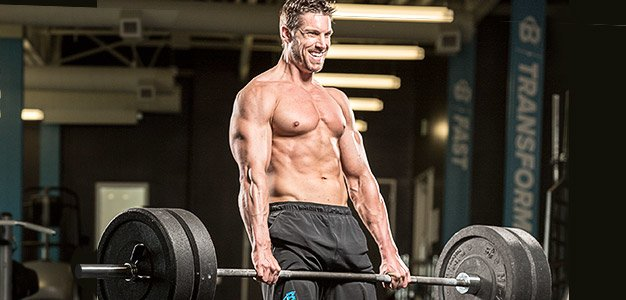 Deadlift Workout Muscle Groups