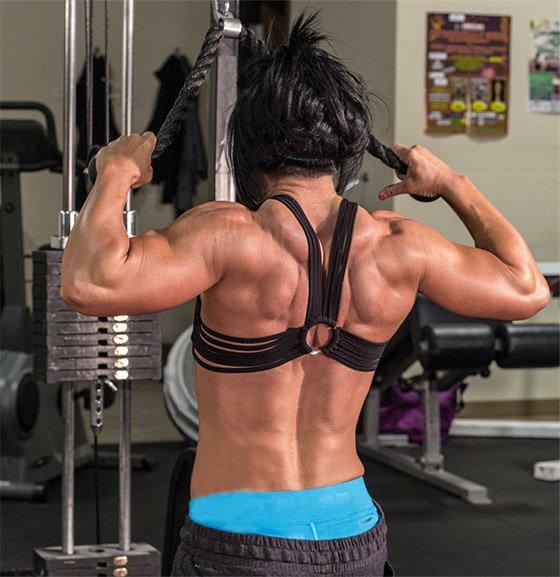 Delt Homicide: Dana Linn Bailey Shoulders Workout