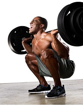 Squats hurt your knees. We all know this to be true, especially if you squat anywhere near to paralell.