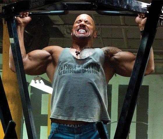 Dwayne Johnson's Rock-Hard Hercules Workout | Bodybuilding ...