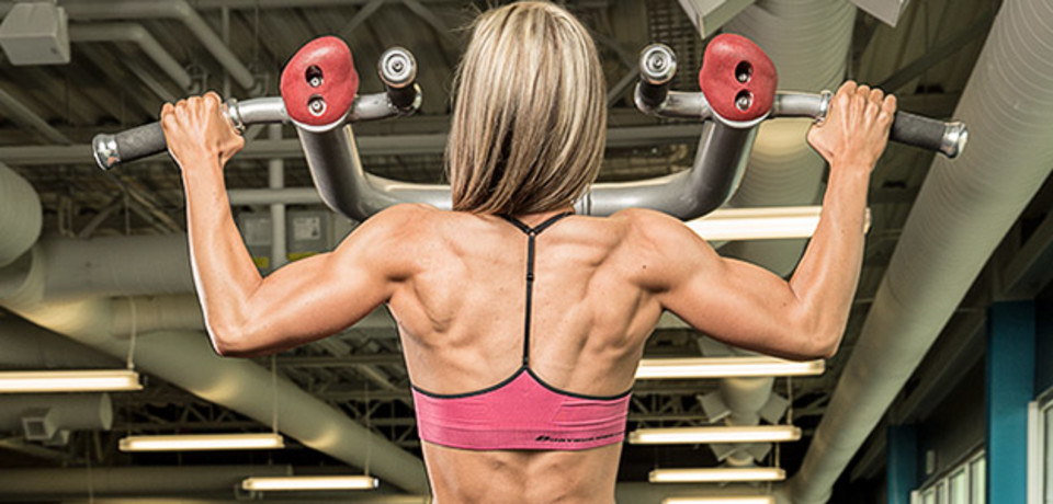 Figure Girls Sculpt Your Upper Body With Fast No Nonsense Workouts Bodybuilding Com