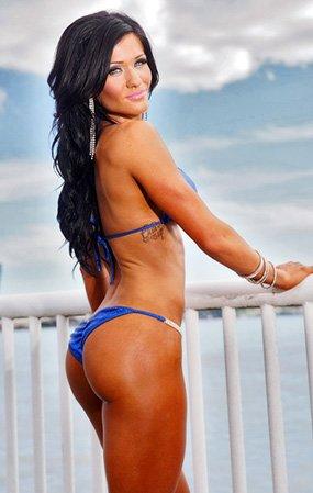 Fitness Amateur Of The Week: Jamie Is A Bikini Beauty!