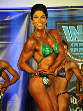 Fitness Amateur Of The Week Rose Is A Figure Fox