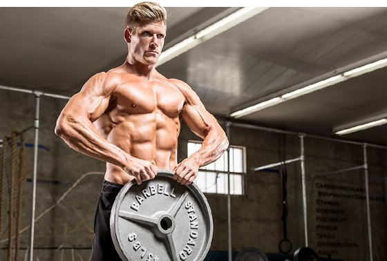 Gain 10 Pounds Of Muscle In 8 Weeks