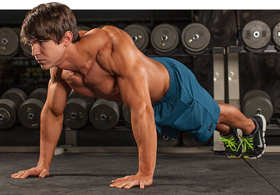 How to get a shredded six pack