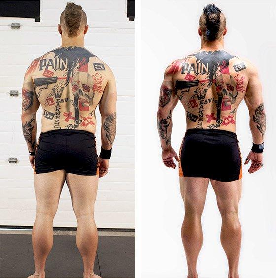 Kris Gethin  Week Muscle Building Pdf