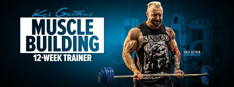 Kris Gethin's Muscle Building Trainer