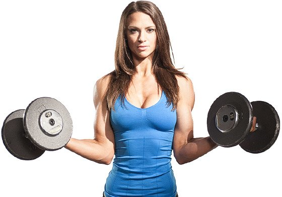 Don't rely solely on cardio to reduce fat; you need to train with weights.