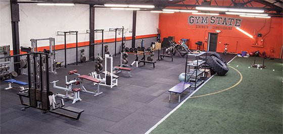 Gym of the month state strength and conditioning