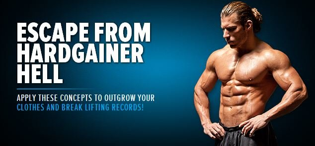 Escape From Hardgainer Hell - Bodybuilding.com
