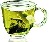 Green tea is 6% more potent as an antioxidant than black tea.