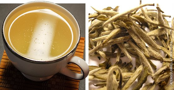 Some of the world's best known tea experts consider white tea to be even finer than green tea.