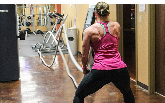 Beat Metabolic Damage And Get Ripped With HIIT