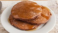 THE ULTIMATE MUSCLE-BUILDING PANCAKE
