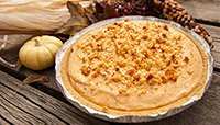 PUMPKIN MILLION DOLLAR PIE
