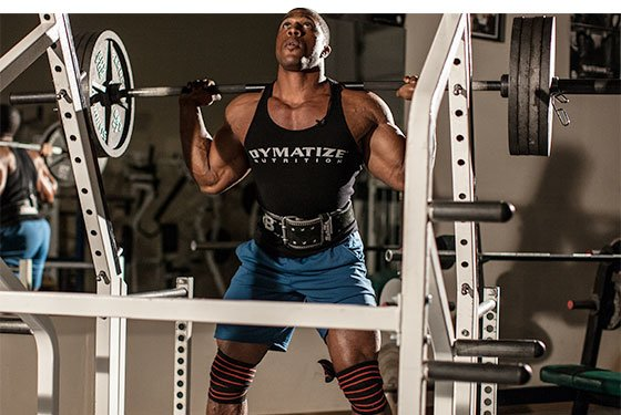 Get Under The Bar: Heavy Lifting For Athletes