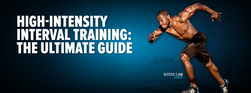 HIIT: The Ultimate Guide
