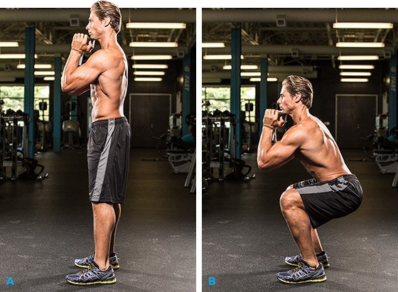 high load circuit training for muscle gain and fat loss
