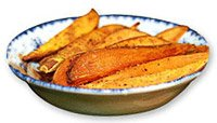Sweet Potato Fries & Chips