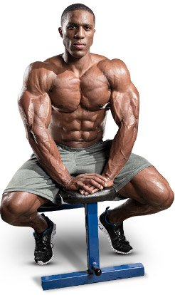 growth hormone (hgh)!, Muscles