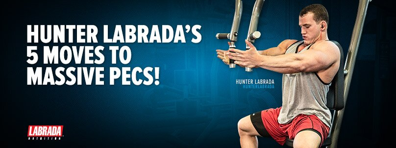 5 Moves To Massive Pecs