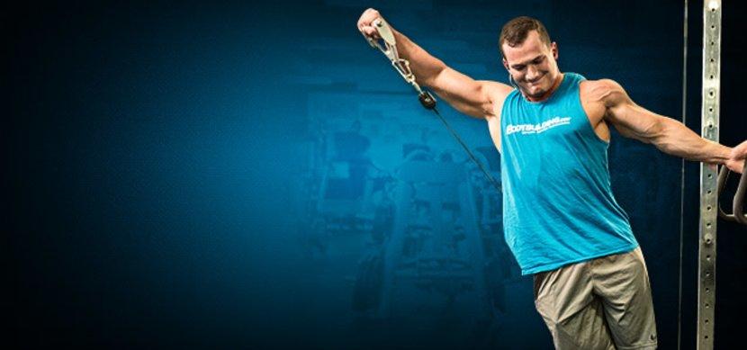 Hunter Labrada's 5 Moves To Massive Shoulders