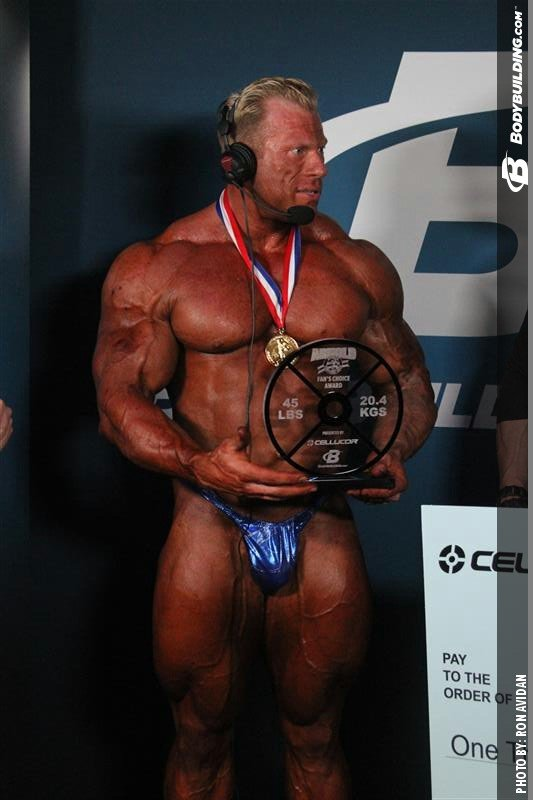Cellucor Fan's Choice Award