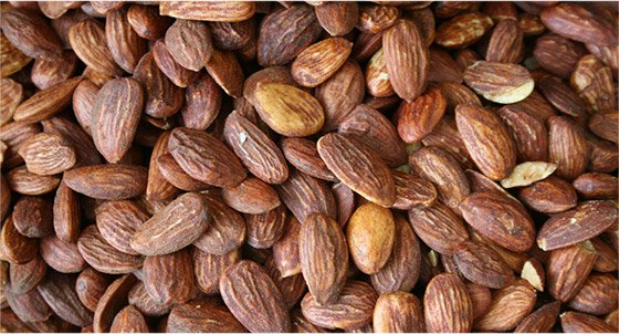 Rich In Monunsaturated Fat, Vitamin E, And Other Minerals, The Benefits Of Almonds Don't Seem To Stop.