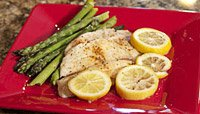 Jamie Eason's LiveFit Recipes: Fish In Foil