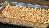 Jamie Eason's LiveFit Recipes: Honey Almond Protein Crisps