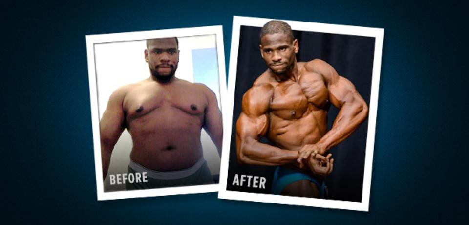 Body Transformation: Jareem Maduro Is The Master Of Shred