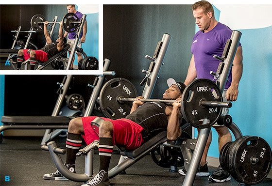 Jay Cutler Workout How Jay Cutler Trains Chest And Calves