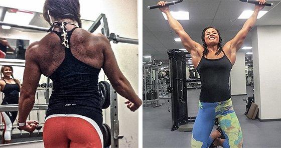 Lat Attack Sophie Arvebrink S Best Back Workout