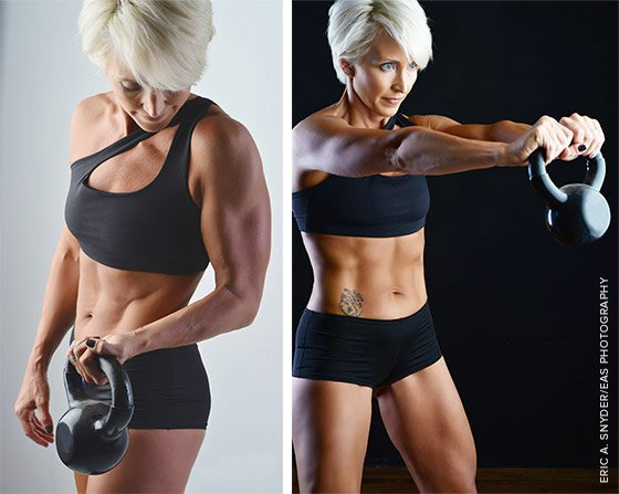 Authoritative fit body women in 40 years old opinion already