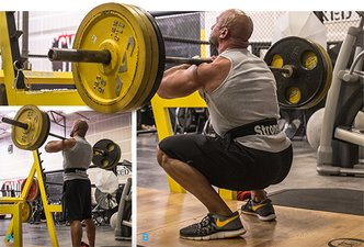 Legs Under Siege: Noah Siegel's Legs Workout