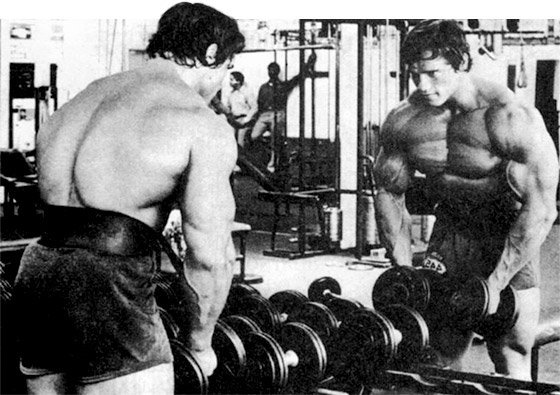 Lift Heavy To Grow Like Arnold Bodybuilding Amp Fitness Blog
