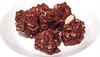 COCONUT CHOCOLATE CLUSTERS
