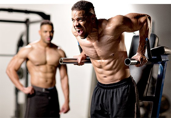 Make Twice The Gains With The Hodgetwins Workout!