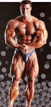 professional bodybuilders after steroids