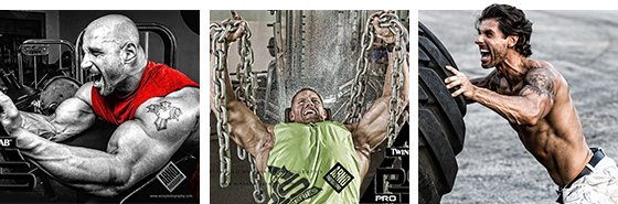 """<div id=""""DPG"""" webReader=""""56.7013098561""""><p>This 30-minute <a href=""""http://proseries.twinlab.com/militia/"""">Fuel Team Muscle Militia</a> workout is heavy, intense, and will totally kick your ass. It will push you to utter failure on every major body part, and I'm not talking about mental failure. I'm talking about true physical failure—the point at which you can't perform one more rep. This level of intensity will spark your muscles to grow while torching calories throughout.</p><p>This is the only workout I do. I've been on it for five months and I train almost every single day. It's my cardio <em>and</em> my strength work. This workout has put me in my best-ever shape. At 45 years old, that's where I want to be.</p><h3 class=""""article-title"""">Meet the Muscle Militia</h3><img src=""""http://www.bodybuilding.com/fun/images/2014/militia-mindset-5-must-read-mental-intensity-tips-1.jpg"""" width=""""560"""" height=""""185"""" border=""""0"""" class=""""c10""""/><div class=""""c16"""" webReader=""""15""""><div class=""""cool-fact2 c13"""" webReader=""""12""""><h3>Ronnie Milo</h3><a href=""""http://bodyspace.bodybuilding.com/brklynkd/"""" target=""""_blank""""><img src=""""http://www.bodybuilding.com/fun/images/2013/bodyspace-social-icon.png"""" width=""""20"""" height=""""20"""" border=""""0"""" class=""""c11""""/></a><a href=""""https://www.facebook.com/ronnie.milo"""" rel=""""nofollow"""" target=""""_blank"""" title=""""Facebook""""><img src=""""http://www.bodybuilding.com/fun/images/2013/facebook-social-icon.png"""" width=""""20"""" height=""""20"""" border=""""0"""" class=""""c12""""/></a><a href=""""http://instagram.com/_musoles#"""" rel=""""nofollow"""" target=""""_blank"""" title=""""Instagram""""><img src=""""http://www.bodybuilding.com/fun/images/2013/instagram-social-icon.png"""" width=""""20"""" height=""""20"""" border=""""0"""" class=""""c12""""/></a><p><strong>Occupation:</strong><br />Sales rep, Twinlab<br /><strong>Athletic Goal:</strong><br />Competitive bodybuilder</p><p>""""I want to be proportionate, work on my weak spots, and make sure I give 100 percent in the gym.""""</p></div><div class=""""cool-fact2 c14"""" webReader=""""11""""><h3>Jason Wheat</h3><a href=""""http://bo"""