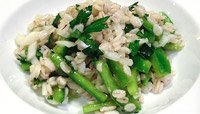 Green Pepper Barley Salad